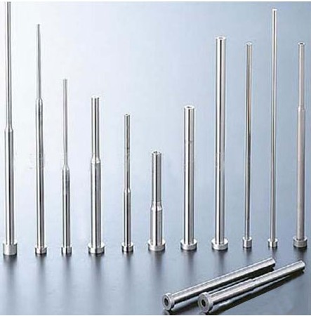 Types & Sizes of Ejector Pins by Plastek India